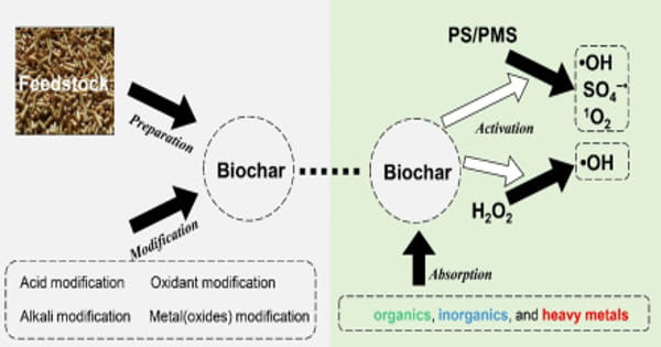New Biochar Composites Contribute to Wastewater Treatment