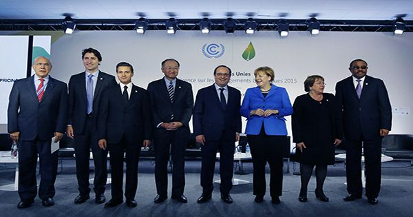 Not One of the World's Largest Emitting Nations are Meeting the Paris Agreement Goals