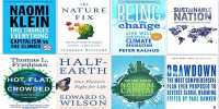 Now that summer is Forever, here are 6 Books on Climate Change to Sharpen your Intuitions and Models