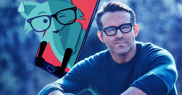 Ryan Reynolds is coming to Disrupt