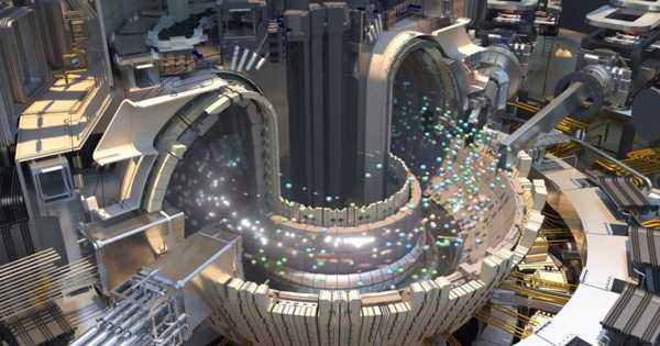 Scientists are Nearing a Breakthrough in Fusion Power