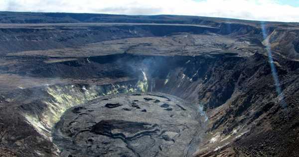 Scientists identify the Hawaiian Volcano Earthquake Swarm