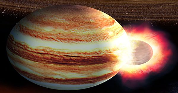 Something Large Just Hit Jupiter and Amateur Astronomers Caught it on Camera