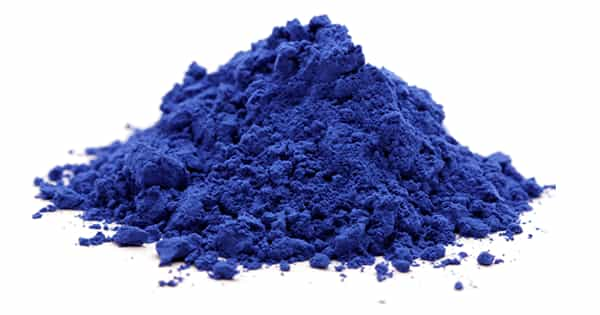 The Production of Natural Blue Food Coloring is now more Environmentally Friendly