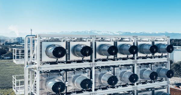 World's Largest Carbon Capture Plant Switched on in Iceland