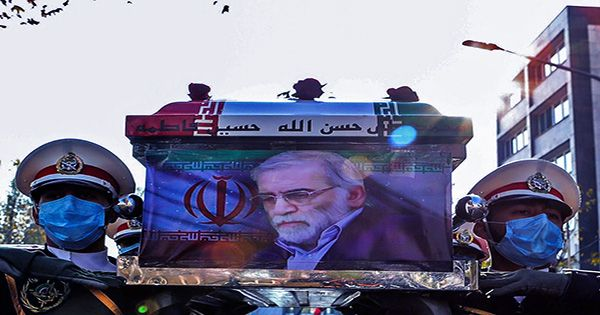 How an AI-Assisted Robot Gun Assassinated Iran's Top Nuclear Scientist