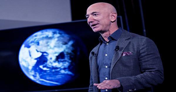 Jeff Bezos Pledges $1 Billion Dollars to Conservation Efforts after Spacecation